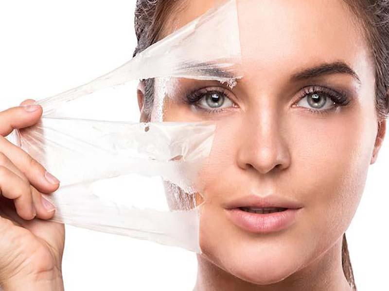ماسک روشن کننده ی پوست