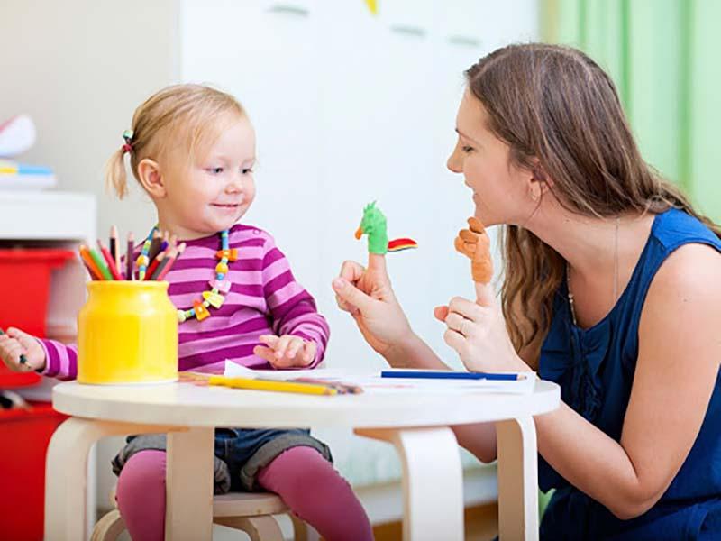 تاخیر در گفتار کودکان