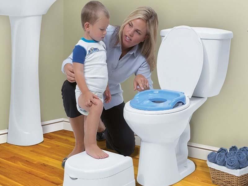 آموزش توالت کودکان