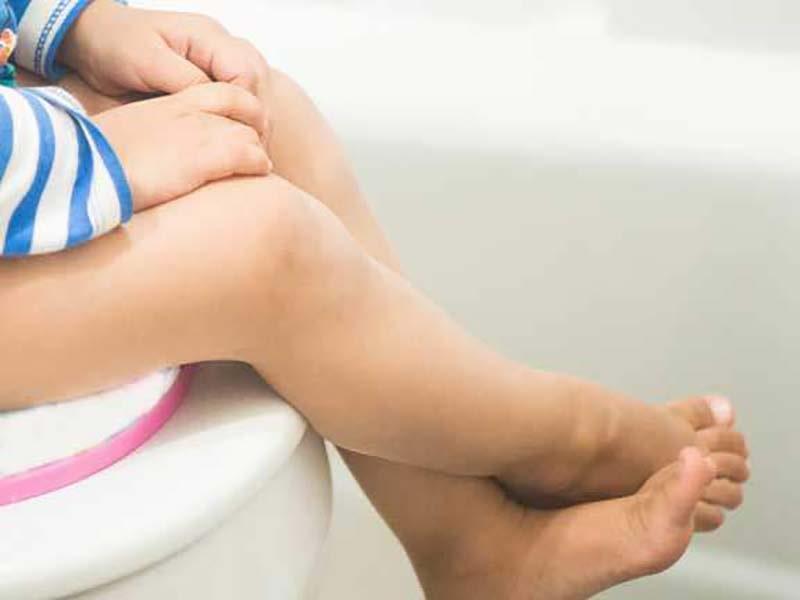 درمان ادرار سوختگی در کودکان