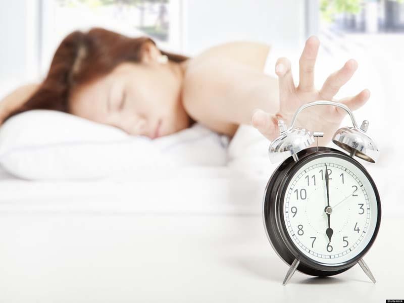 روشهای صبح زود بیدار شدن