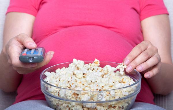 عوارض چاقی در دوران بارداری