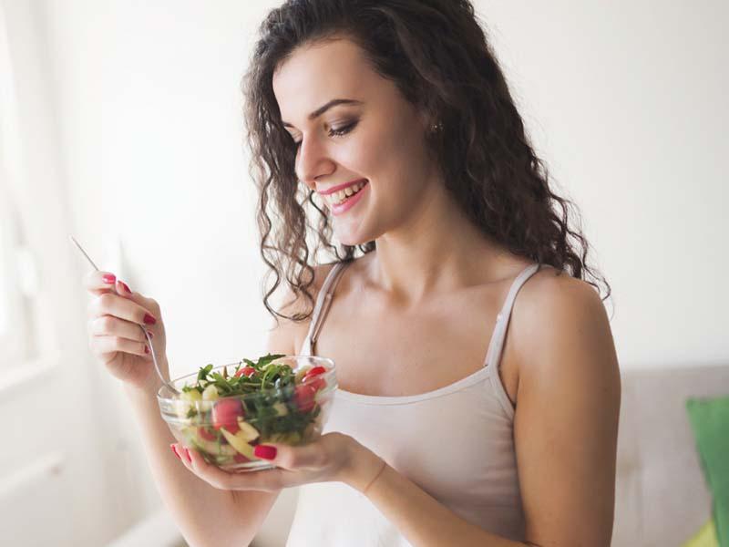 کالری مورد نیاز بدن در یک روز