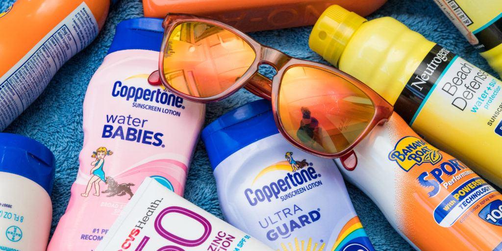 همه چیز در مورد ضد آفتاب