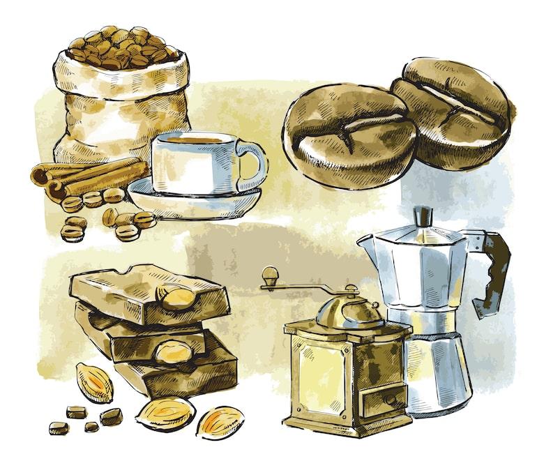 قهوه و چربی سوزی